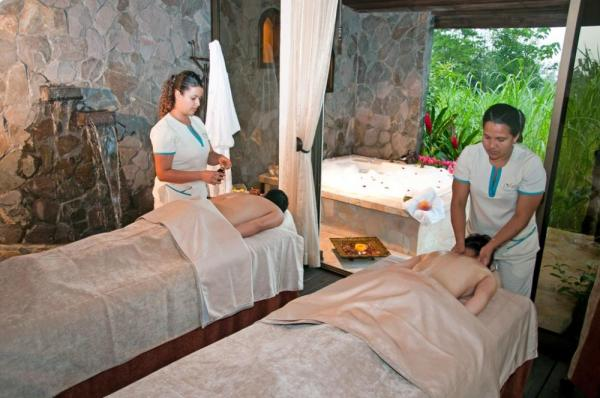 Pamper yourself at Arenal Springs Resort and Spa