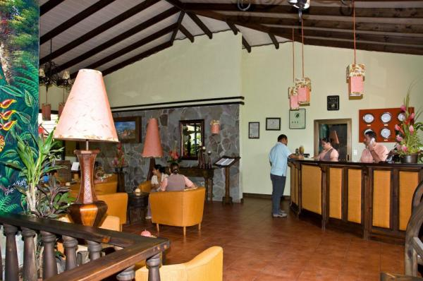 Warm reception at Arenal Springs Resort and Spa
