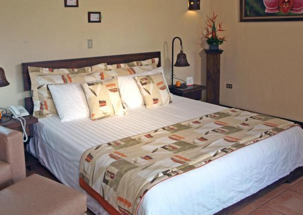 Your suite at Arenal Springs Resort and Spa