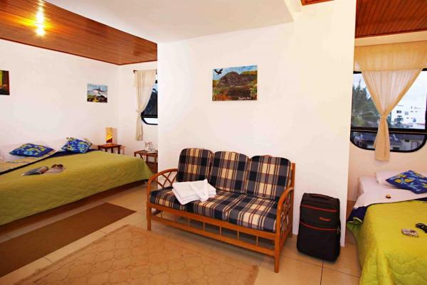 Welcome to your comfortable accomodations at Casa Isabela