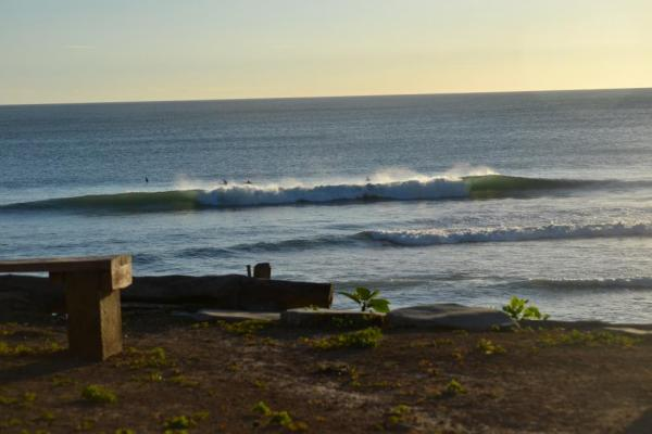 Enjoy the surf at Soma Surf Resort