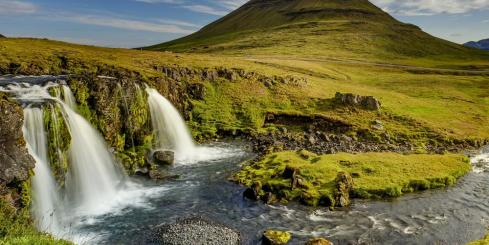 The breathtaking scenery of Iceland