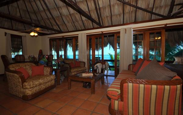 Relax in Belize during your stay at Ramon's Village
