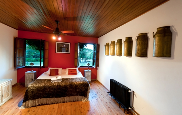 Relax in your suite at Posada La Vigna
