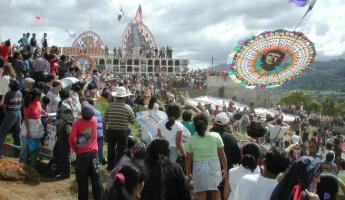 Experience the colorful Kite Festival on your Guatemala Tour