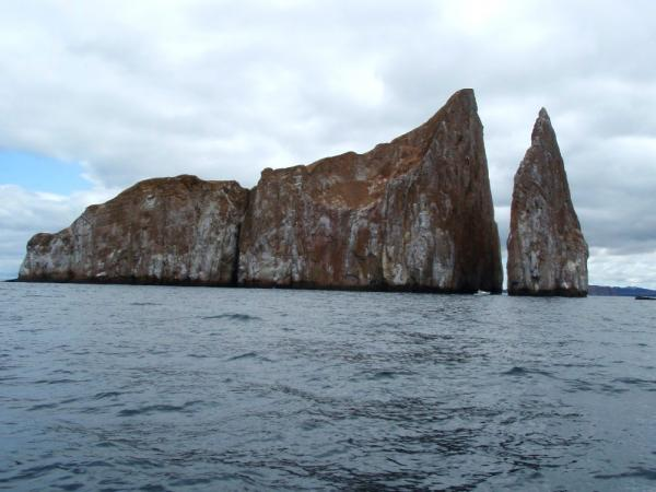 Kicker Rock, or Leon Dormido