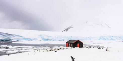 Port Lockroy Antarctica