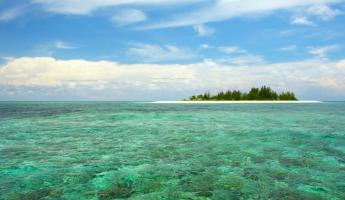 Indonesia is a paradise of atolls and beaches