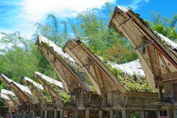 Cultural buildings of Indonesia