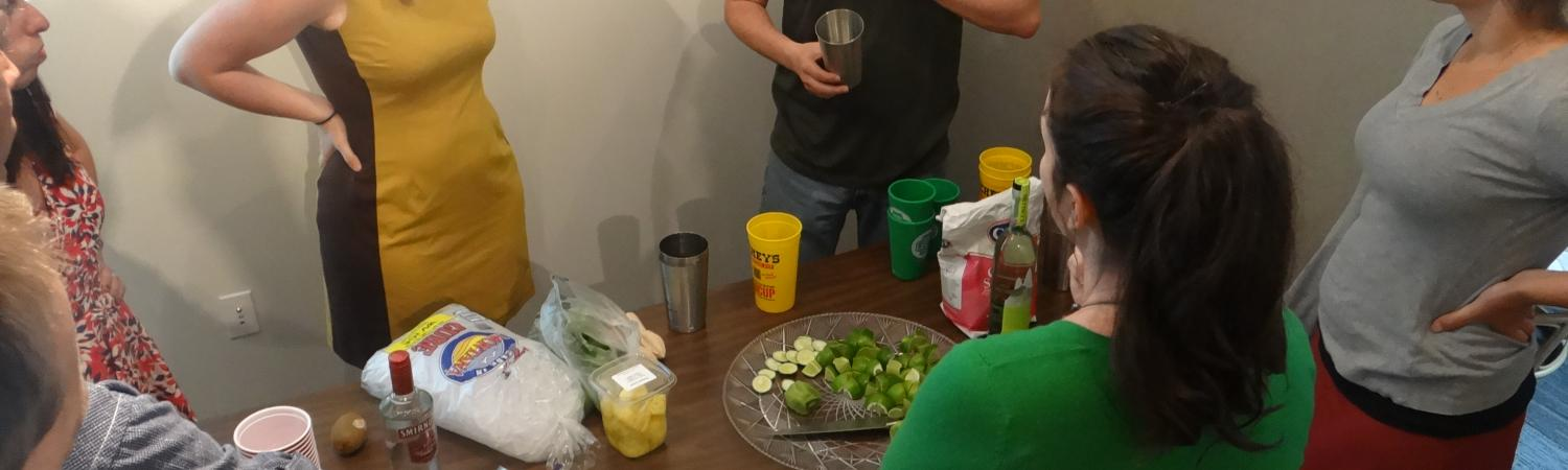 Caipirinha tutorial with Pere