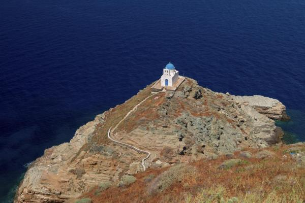 The Church of Seven Martyrs, Sifnos