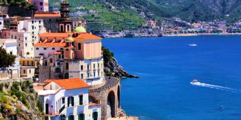 Beautiful Amalfi Coast