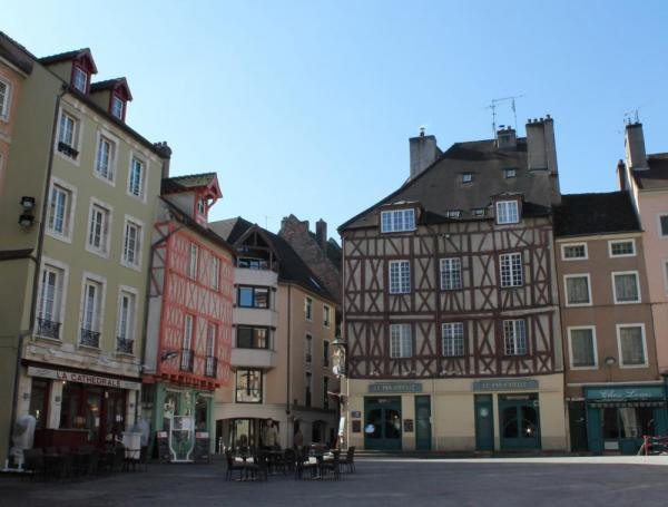 Wander the quaint streets of France
