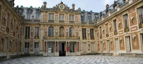 Wander the grounds of the famed Versailles