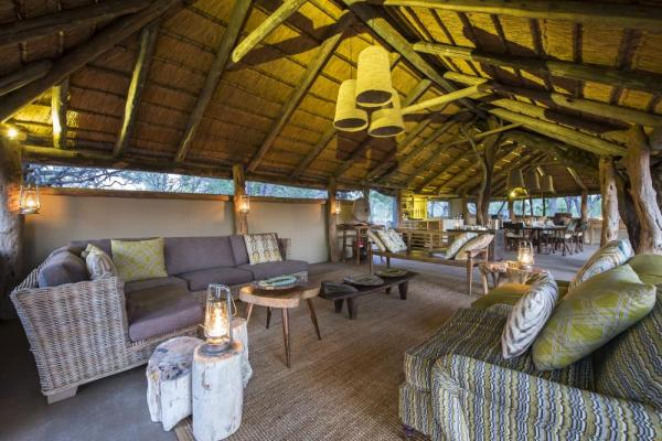 Gomoti Tented Camp
