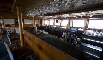 The Galapagos Legend's bar