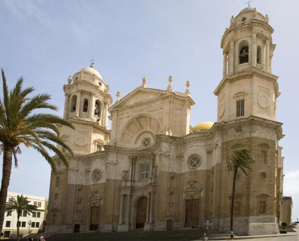 Cathedral in Cadiz
