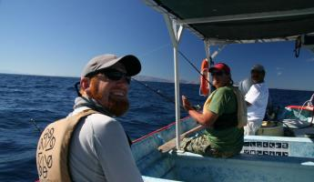 Fishing in the Sea of Cortez