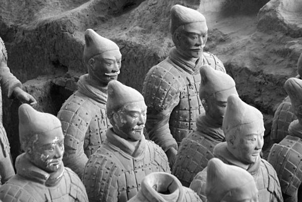 Terracotta Warriors of Xi'an