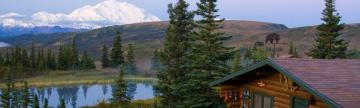 Beautiful Alaska wilderness. Photo Courtesy of Camp Denali