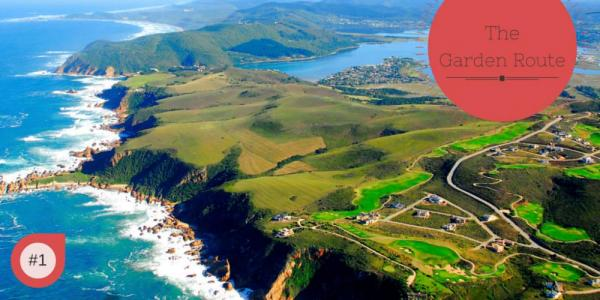 Garden Route of South Africa