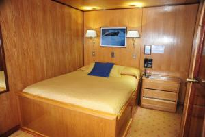 Your cabin on the Skorpios II