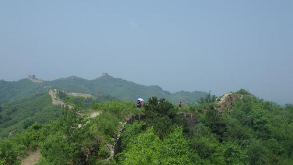 Beijing Touring Gubeikou great wall