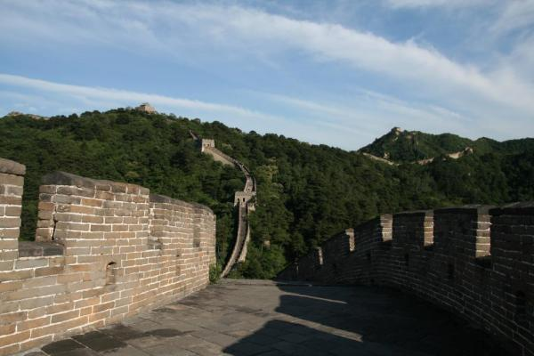 Beijing great wall trekking
