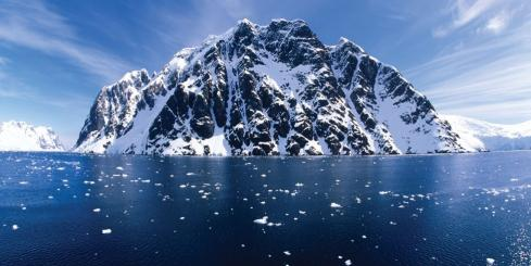 View the pristine beauty of Antarctica