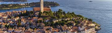 The idyllic city of Rovinj, Croatia