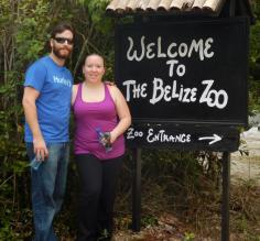 Our trip to the Belize Zoo