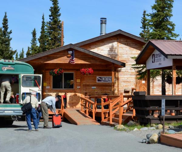Welcome to Denali Cabins