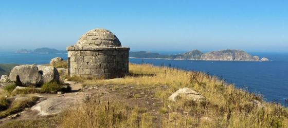 Ruins of the Cies Islands