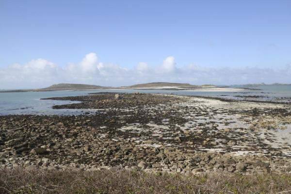 Tresco - part of the British Scilly Isles