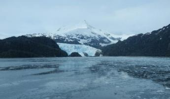 First glaciers