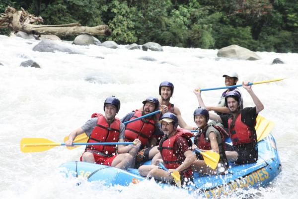 Packer River Rafting