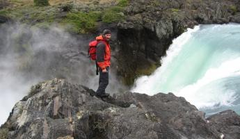 Our guide in Torres del Paine