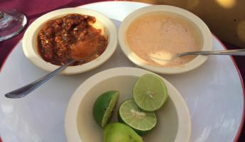 I love the colors in Mexican cuisine!
