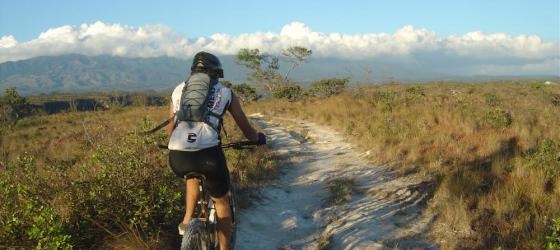 Guanacaste mountain biking