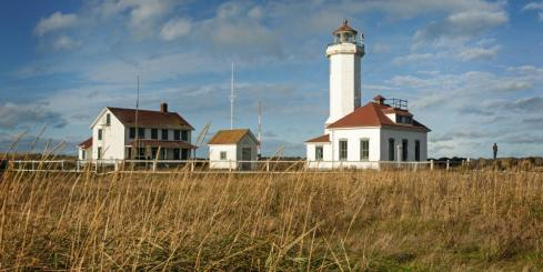 Point Wilston Lighthouse, Port Townsend