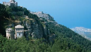 The hillsides of Erice