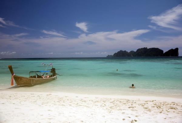 Beautiful beaches of Southern Thailand