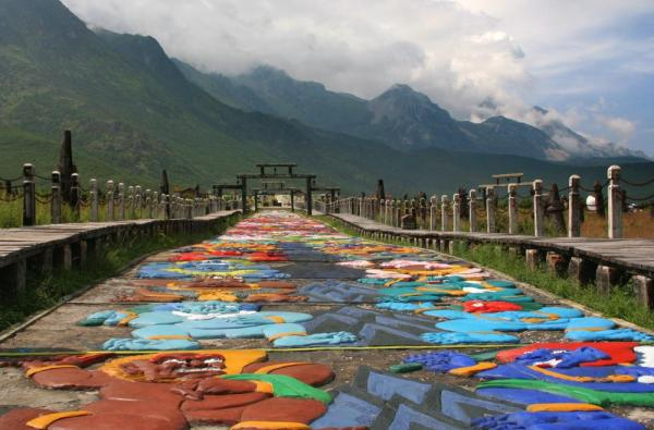 Nixi Pottery Village in Yunnan