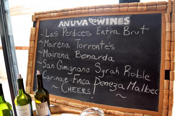 Buenos Aires Wine Tasting