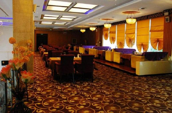 Dine in the hotel's restaurant serving Chinese and Western cuisine
