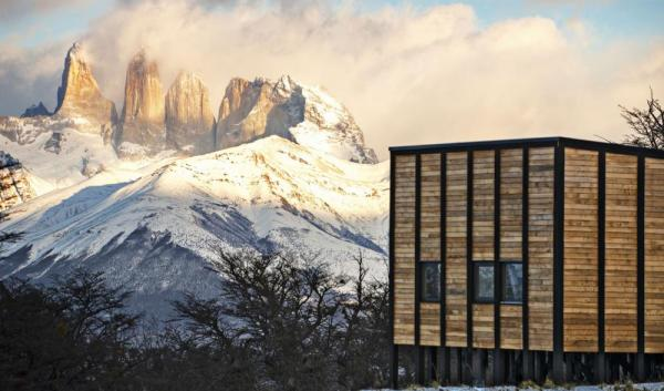 View of Torres del Paine from Awasi