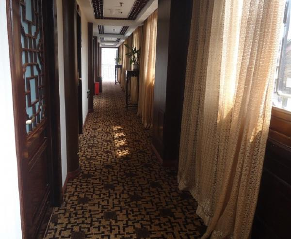 Business Room Corridor