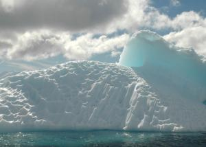 The rippled effect of Antarctic ice