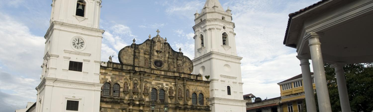 Cathedral of Casco Viejo