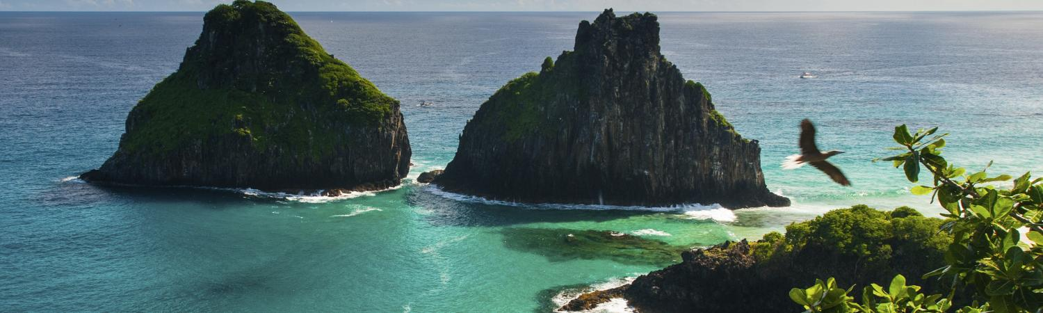 Fernando de Noronha's beautiful beaches